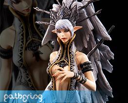 PF5337 1/7 Dark Elf Gatekeeper (Pre-painted)