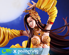 PF6593 1/6 Ming Yue (Pre-painted)