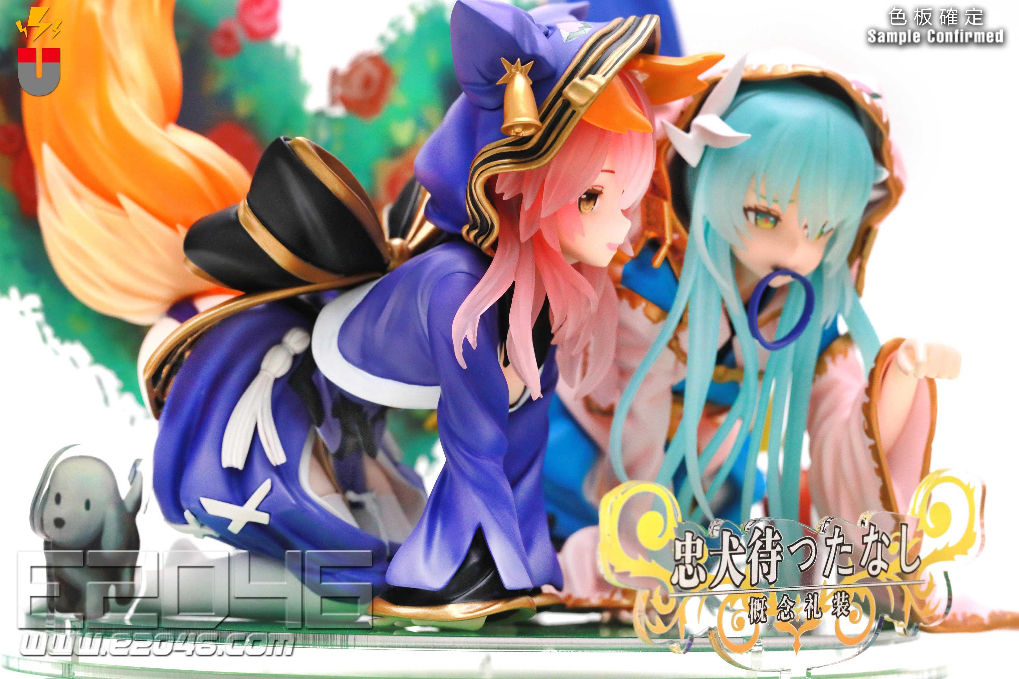 Tamamo no Mae & Kiyohime (Pre-painted)