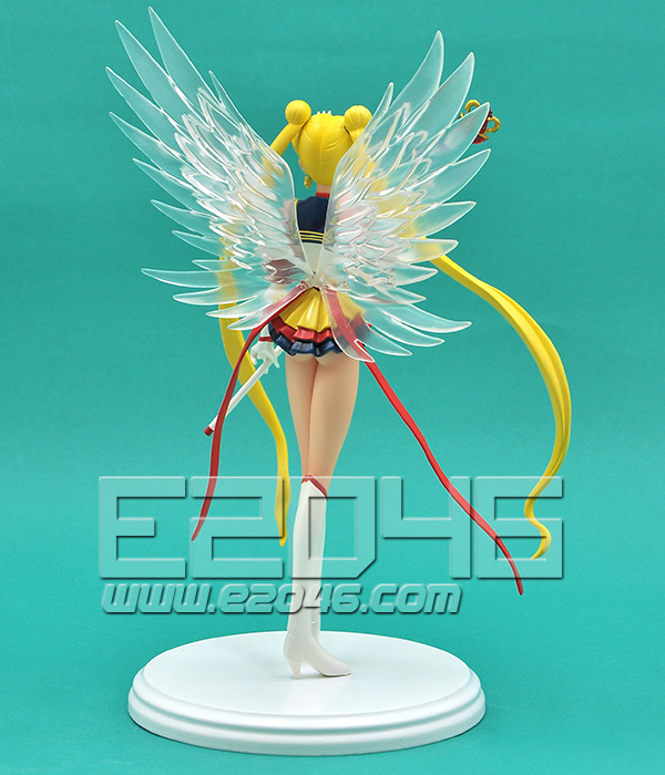Eternal Sailor Moon with Moon Power Tiare (Pre-painted)