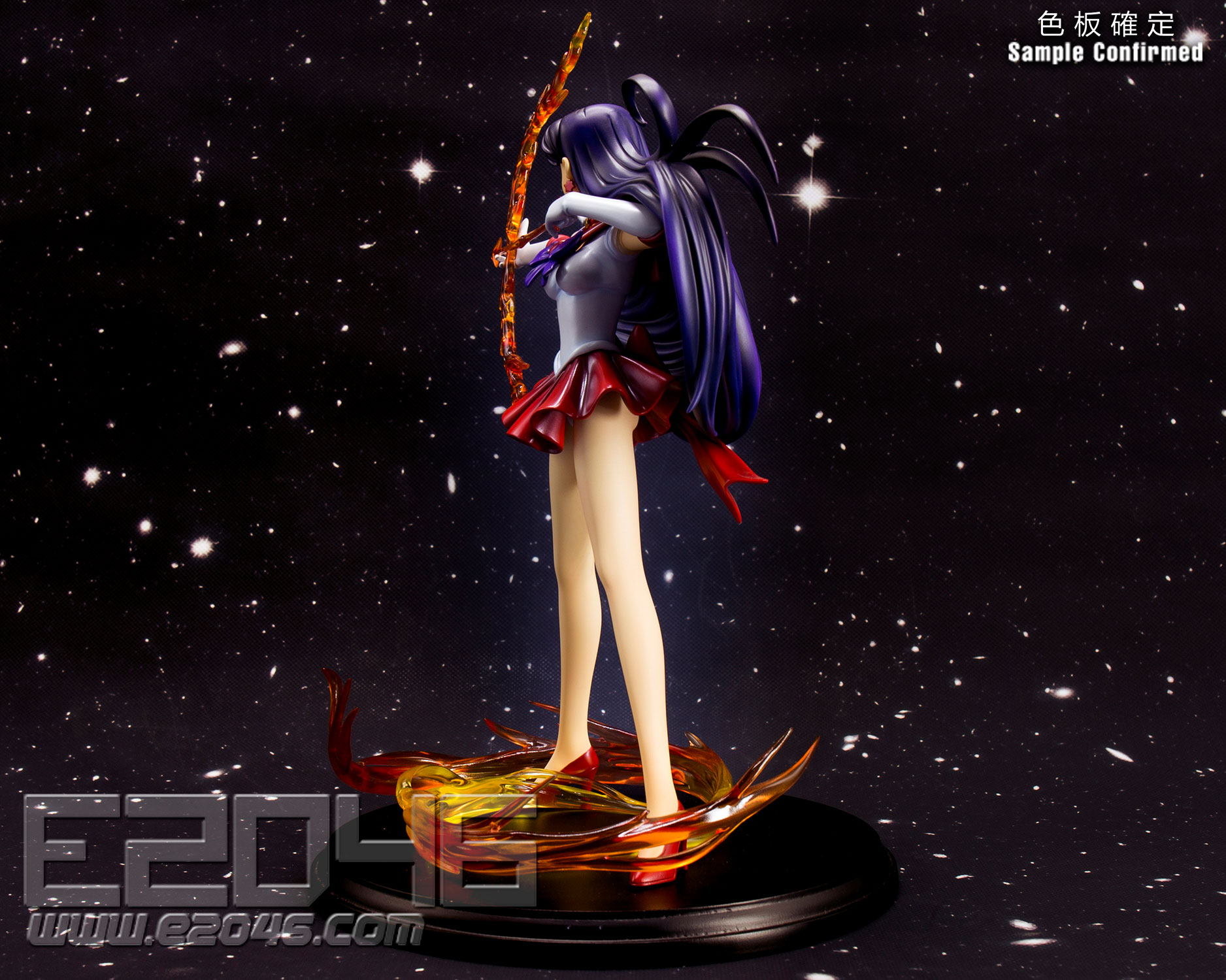 Super Sailor Mars (Pre-painted)