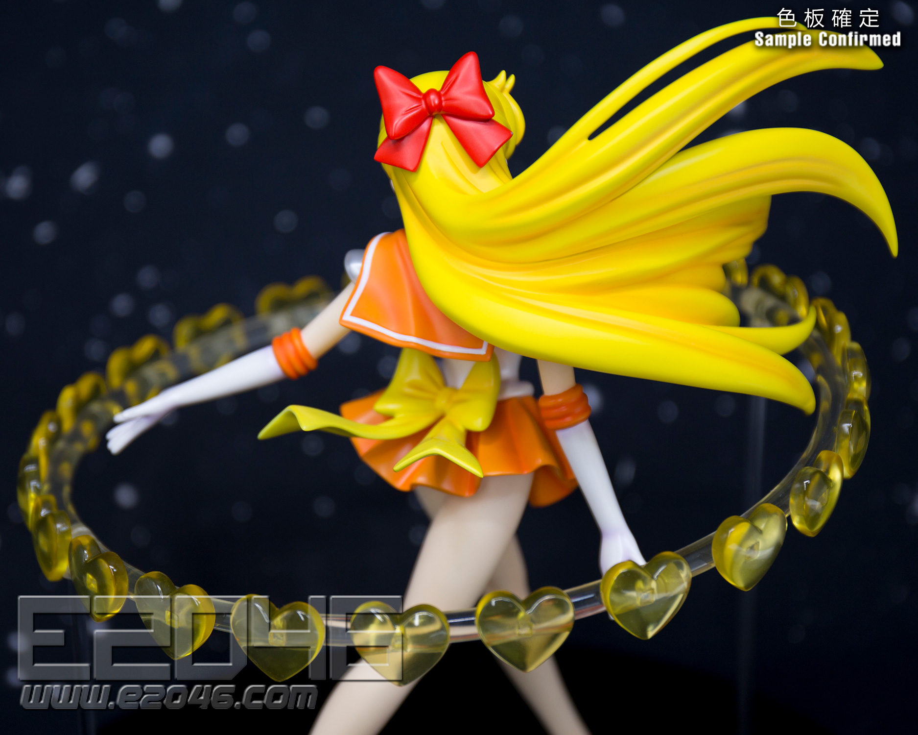Super Sailor Venus (Pre-painted)