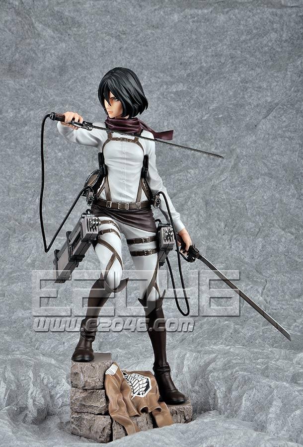 Mikasa Ackerman (Pre-painted)