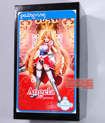 Angela (Pre-painted)