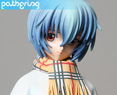PF3814 1/8 Rei Ayanami (Pre-painted)