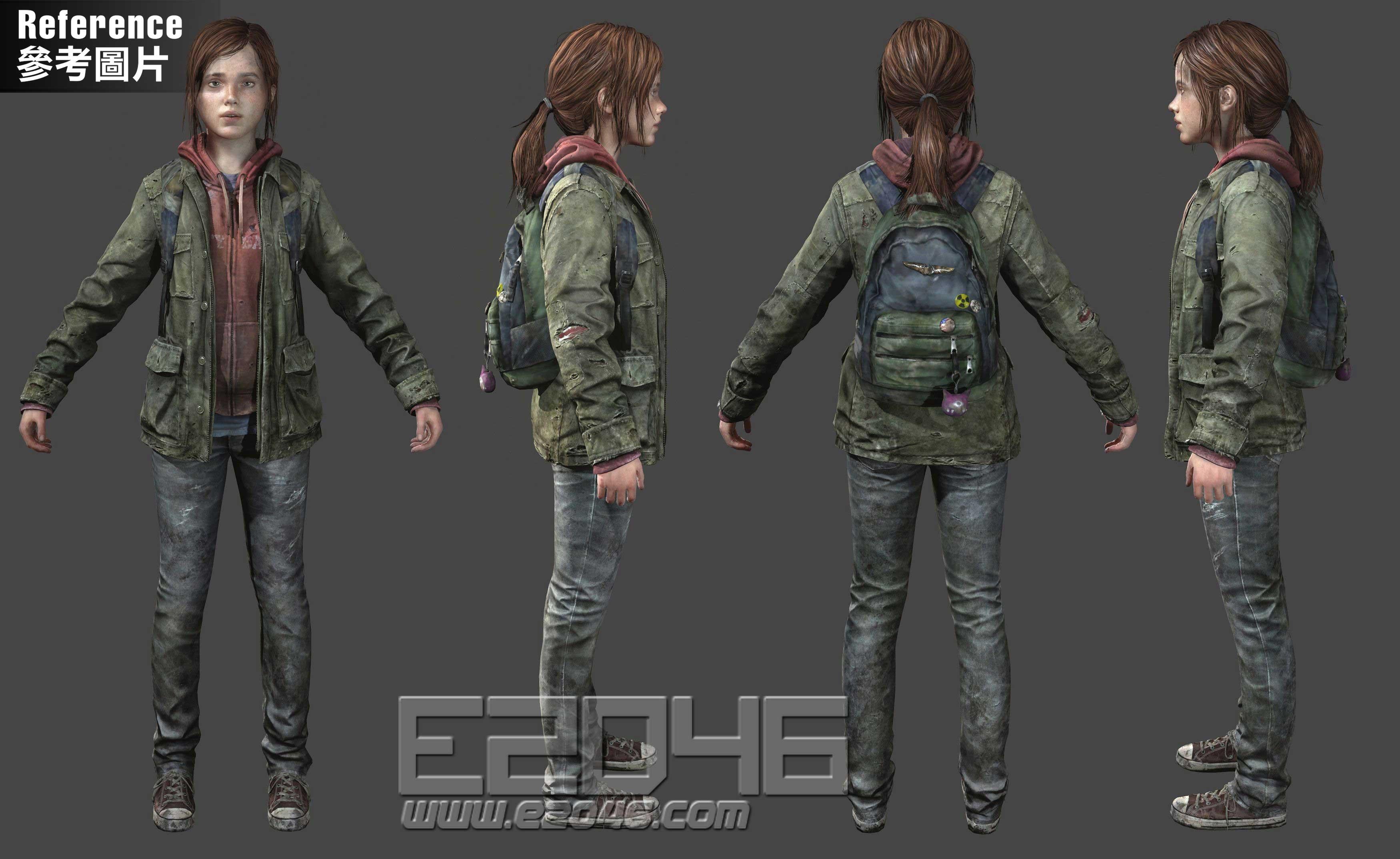 Ellie (Pre-painted)