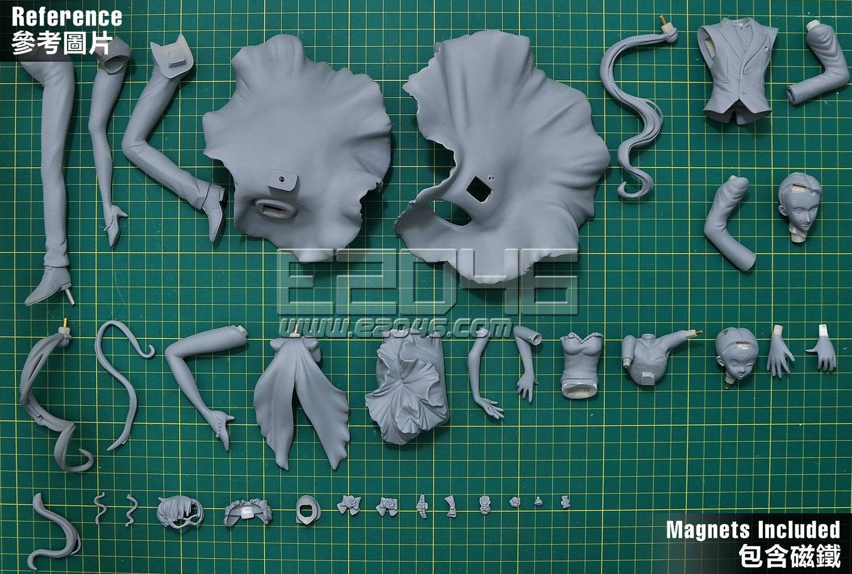 Usagi & Tuxedo Mask Version 2 (Pre-painted)