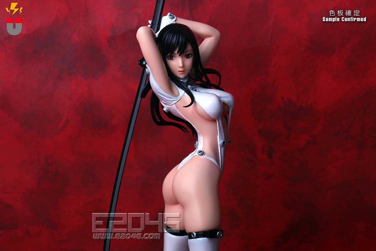 Reika Gantz with Sword Special Version (Pre-painted)